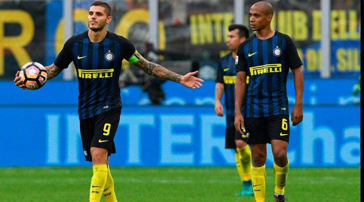Risultati Serie A: Inter, clamorosa debacle interna col Cagliari, pari per la Lazio, Sassuolo vince in rimonta