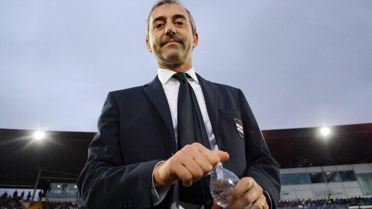 Serie A Sampdoria al lavoro: per Giampaolo obiettivo Genoa
