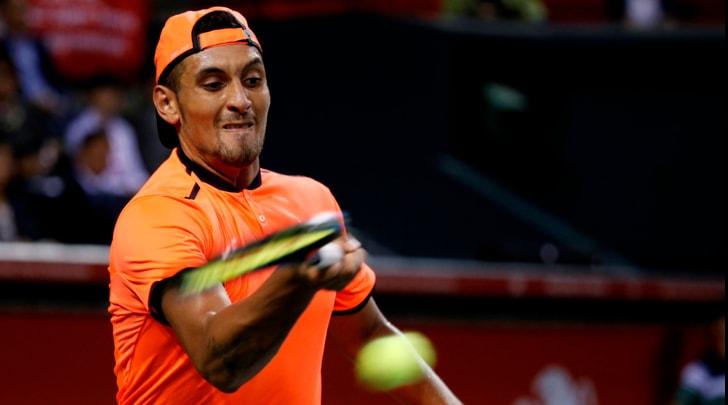 Tennis, stagione finita per Kyrgios: punito con otto settimane di sospensione