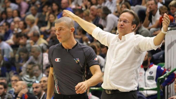 Basket Champions League, l'esordio di Sassari