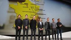 Tour 2017, partenza da Dusseldorf. Poi Belgio e Lussemburgo