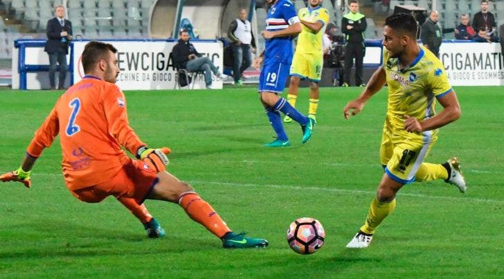 Serie A Sampdoria, niente Derby della Lanterna per Viviano