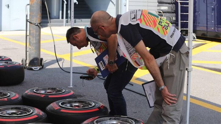 F1, Pirelli: le scelte dei piloti per il Gp del Messico