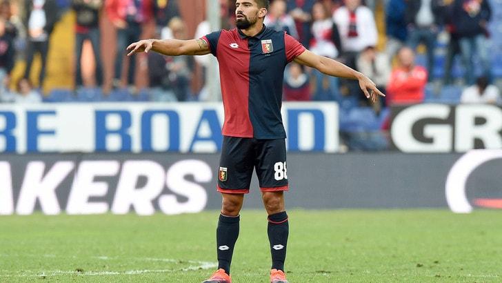 Serie A Genoa, Rincon si allena assieme ai compagni
