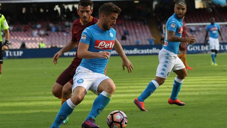 Champions League, Napoli-Besiktas in diretta dalle 20:45