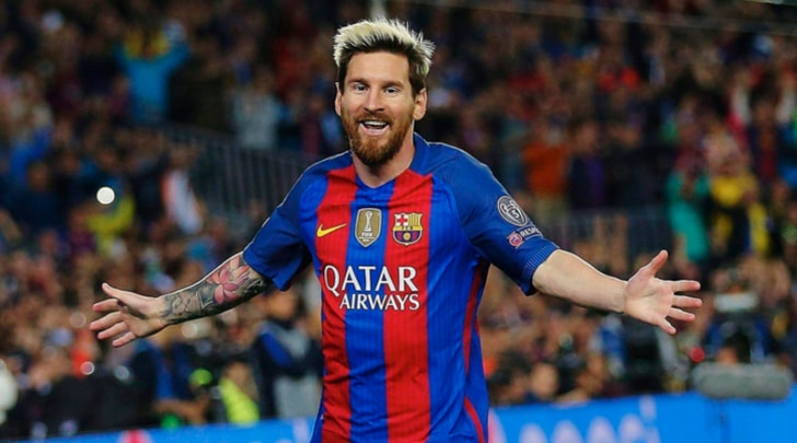 Champions League: Barcellona-Manchester City 4-0, Messi divino; Bayern-Psv 4-1; Arsenal-Ludogorets 6-0