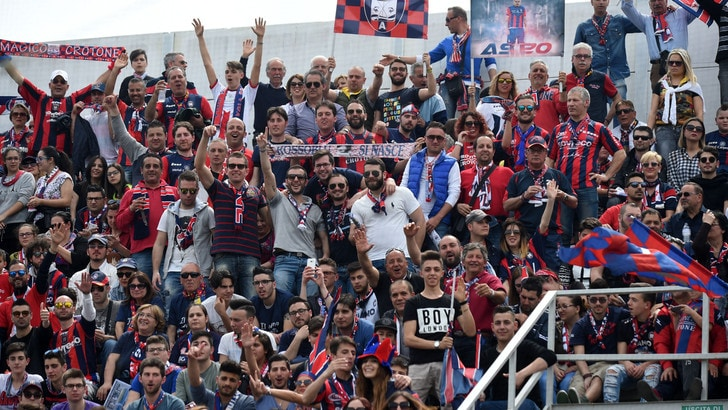 Serie A Crotone, è ufficiale: si torna a giocare allo Scida