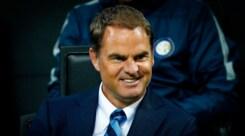 Europa League Inter, De Boer: «Dobbiamo migliorare, ma adesso conta vincere»
