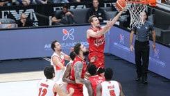 Basket Eurolega, Kalnietis stende Darussafaka