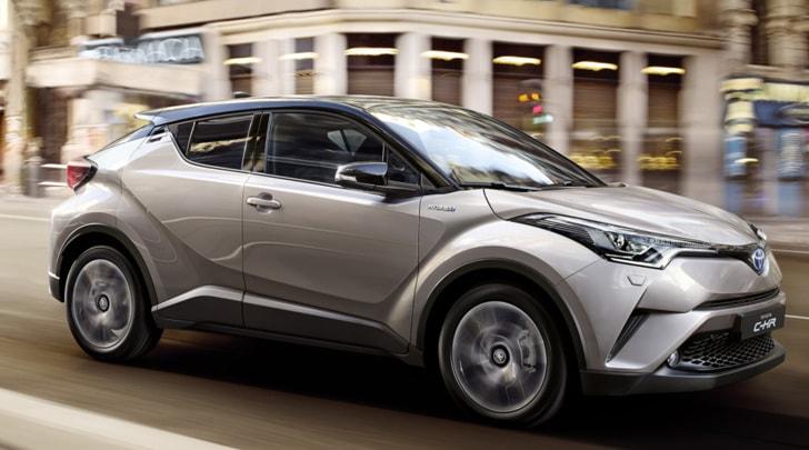 Toyota C-HR, passione e ragione