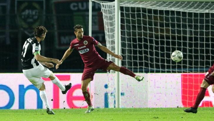 Serie B, Cittadella in crisi: l'Ascoli vince con Cacia