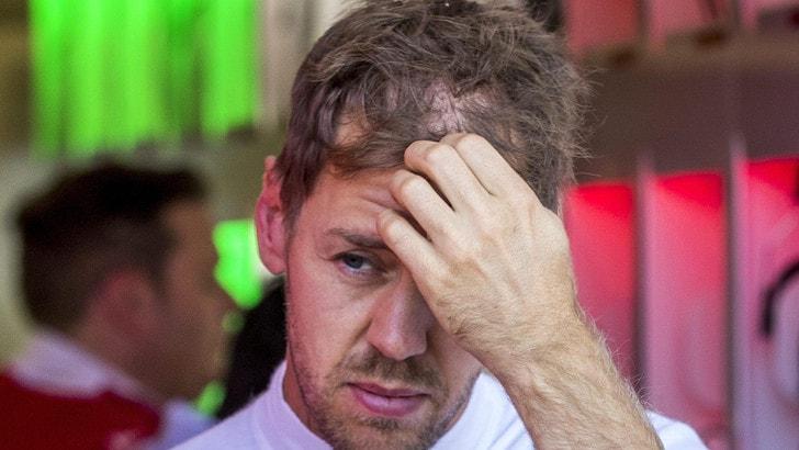 F1 Austin, Vettel: «Brutta giornata, ma le cose cambieranno»