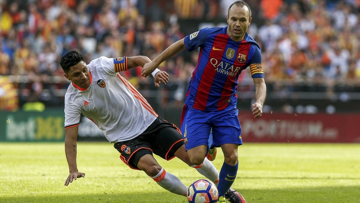 Liga: Sergio Ramos e Iniesta puntano al Clasico