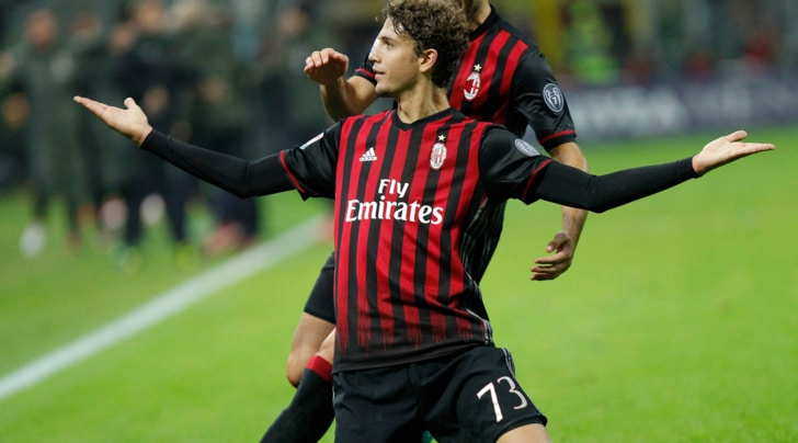 Serie a milan locatelli segnare al portiere pi forte for Locatelli milano