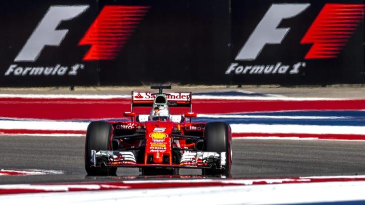 F1 Austin, Vettel: «Divario c'è, ma possiamo provarci»