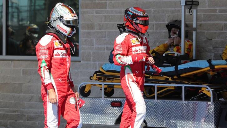 F1 Austin, Raikkonen: «Adesso dobbiamo fare meglio»