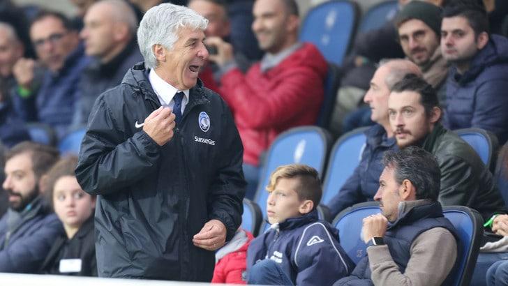 Serie A Atalanta, Gasperini: «L'Inter? Giocava sotto ritmo»