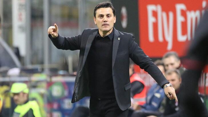 Milan, Montella: «Il fuorigioco di Benatia ha influito sul gol della Juve»