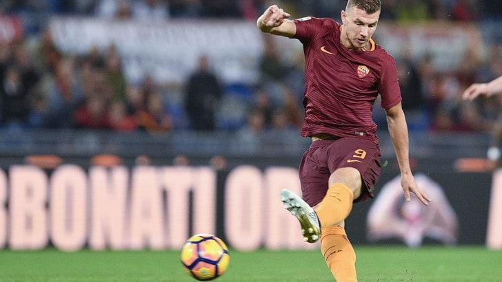 Serie A, capocannoniere: Dzeko avanza e in quota insegue Higuain