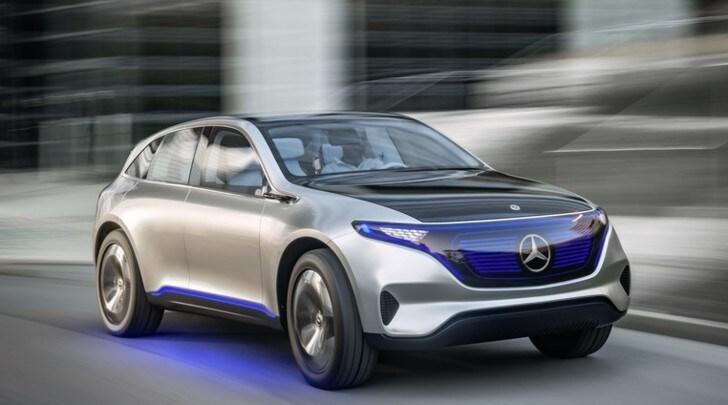 Mercedes, 500 milioni di euro per nuova fabbrica batterie agli ioni di litio