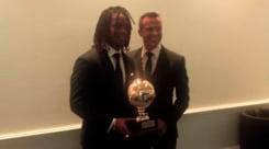 Golden Boy 2016, Renato Sanches: «Vi sono grato per questo premio»