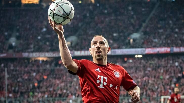 Calciomercato Bayern: «Robben e Ribery in trattativa per il rinnovo»