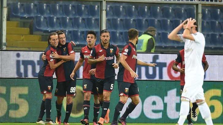 Calcio, Serie A: nell'anticipo la Sampdoria vince i derby con il Genoa