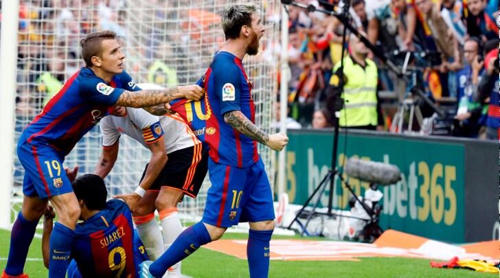 Barcellona giocatori ridicoli - La commissione disciplinare