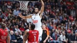 Basket Eurolega, il Real di Randolph gela l'EA7