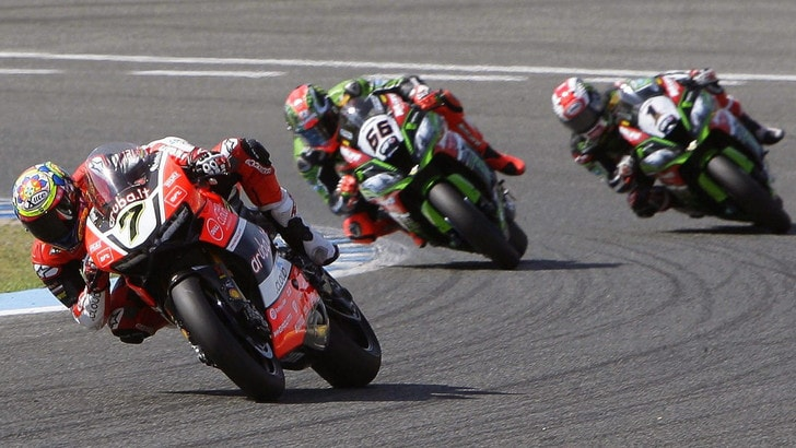 Sbk: il team VFT Racing in pista come wild card