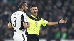 Serie A, Rocchi arbitra Torino-Juventus. Mazzoleni per Roma-Milan