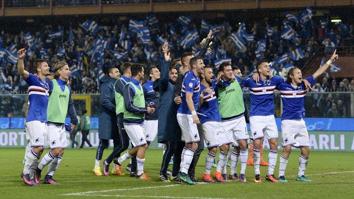 Sampdoria-Inter (1-0): highlights e gol della partita (Serie A 2016-2017, 11^giornata)