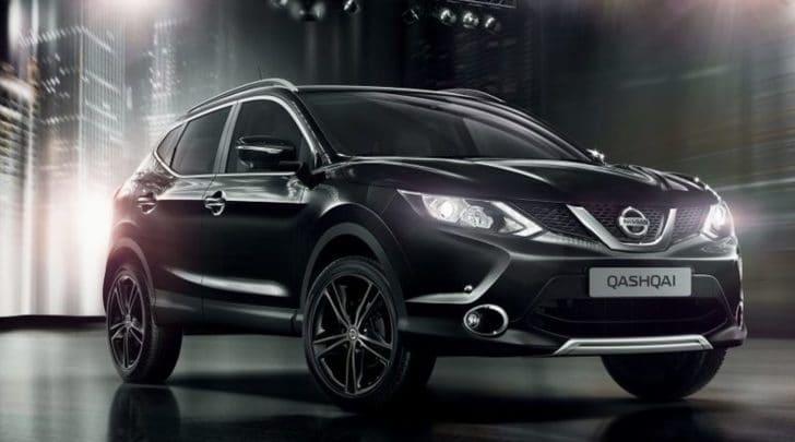 Nissan Qashqai Black Edition, la prova doppia
