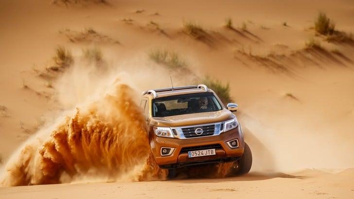 Nissan Navara e NV300, la sfida è iniziata