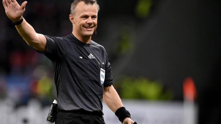 Champions League, Juve-Lione: con l'arbitroKuipers mai una vittoria