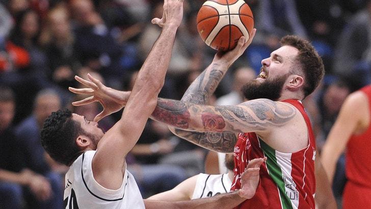 Basket, EA7: la vittoria a Torino vale 1,23