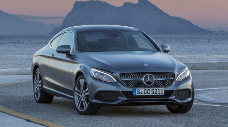 Mercedes Classe C Coupé, la prova su strada