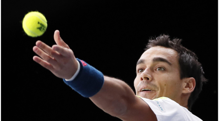 Atp Parigi Bercy 2016 | Fognini eliminato da Carreno Busta all'esordio
