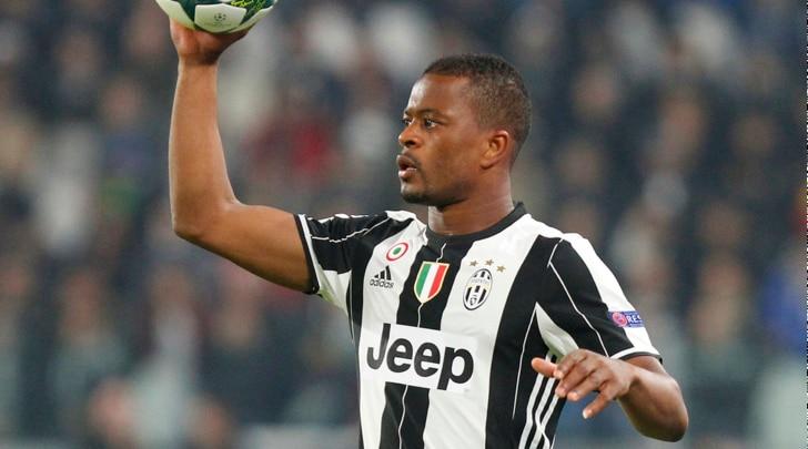 Champions League Juventus, Evra: