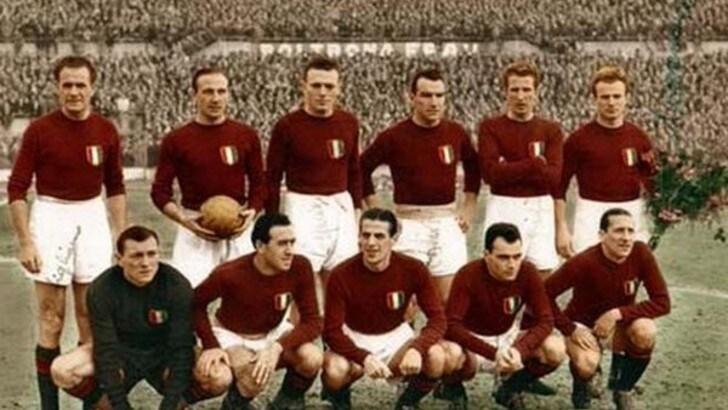 Il Collare d'Oro del Coni al Torino: premiata la storia del club granata