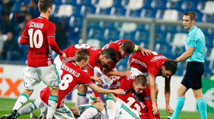 Europa League, Sassuolo-Rapid Vienna 2-2: Di Francesco beffato al 90'