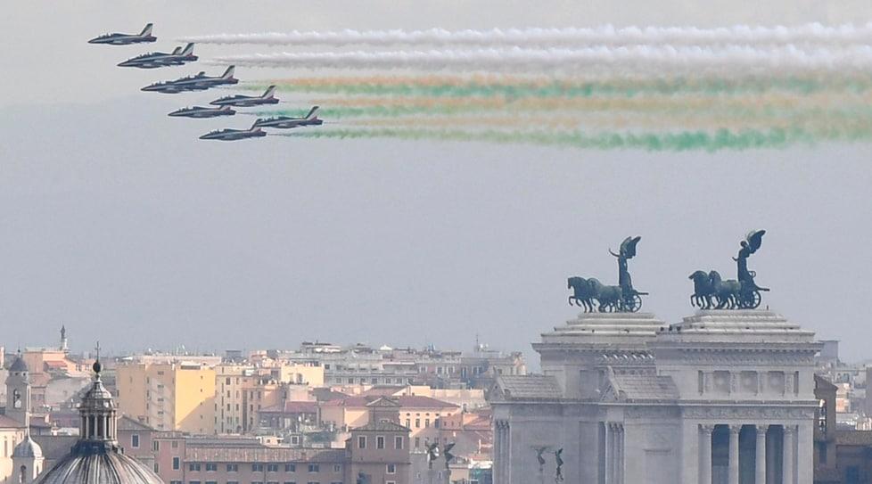 frecce tricolori roma - photo #44