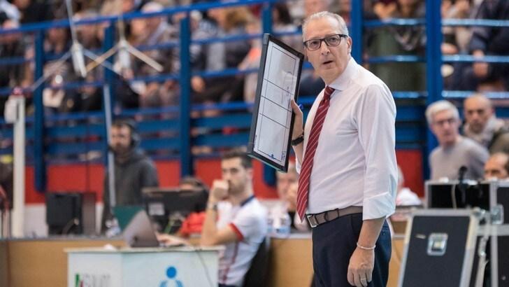 Flavio Gulinelli torna sulla panchina di Molfetta. Esonerato Di Pinto