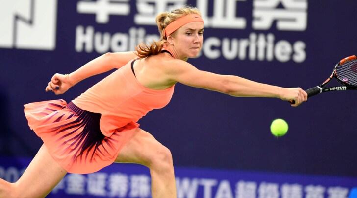 Tennis, Masters B: la finale sarà Kvitova-Svitolina