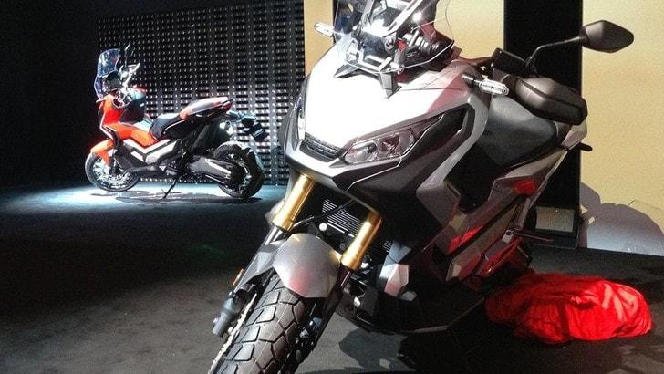 Eicma 2016, ecco Honda X-ADV, il Suv a due ruote