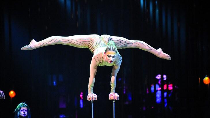 Magiche acrobazie, a Torino è Varekai