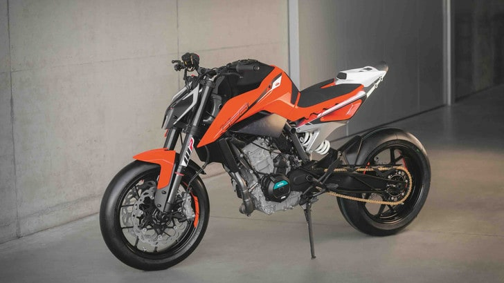 Eicma 2016: KTM 790 Duke concept, la rivoluzionaria