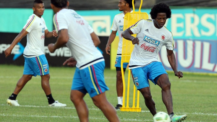 Qualificazioni mondiali: Colombia-Cile, bookie per l'«1»