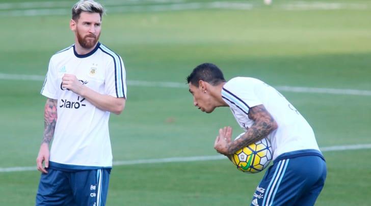 Messi critica l'Argentina: