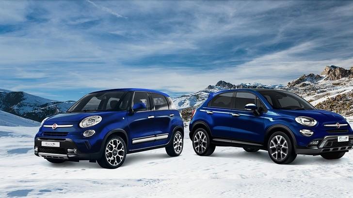 """Fiat 500L e 500X Winter Edition, la serie speciale """"invernale"""""""